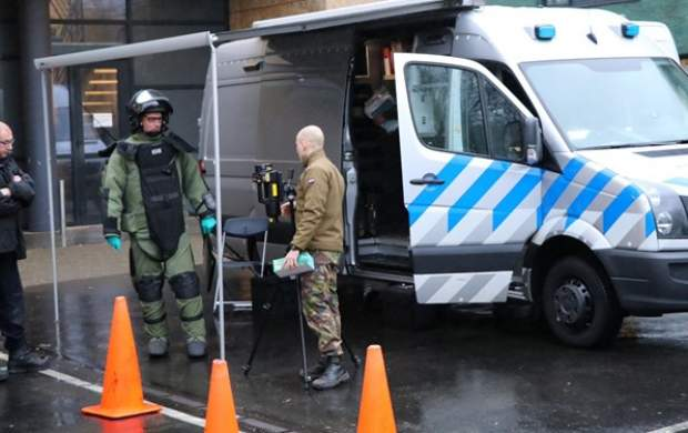 انفجار دو بسته پستی حاوی بمب در «هلند»