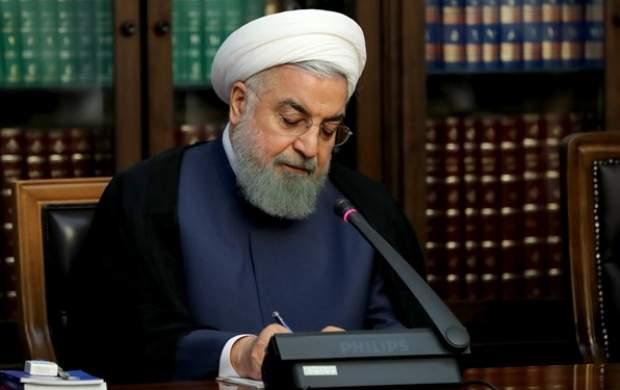دستور روحانی به وزیر بهداشت درمورد کرونا