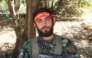 تصویر هشت شهید حزب الله که به شهادت رسیدند