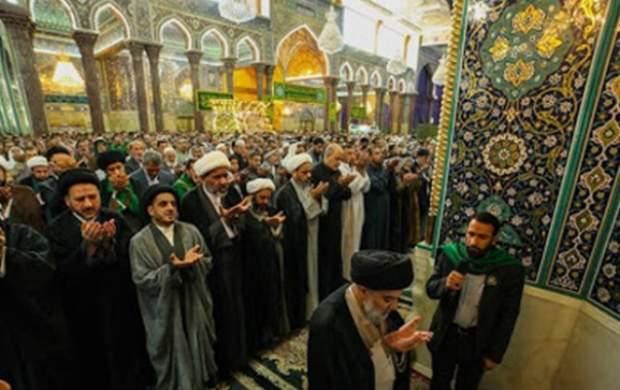 نماز جمعه کربلا به دلیل شیوع کرونا لغو شد