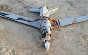 ارتش یمن پهپاد ائتلاف سعودی را سرنگون کرد