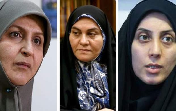 پیشنهاد هماهنگ سه خانم عضو فراکسیون امید برای مقابله با کرونا/ کاسبی سیاسی ادامه دارد! +تصاویر