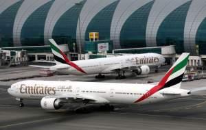 فرودگاههای دبی و ابوظبی دو هفته تعطیل شد