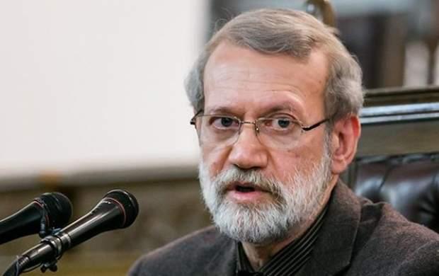 لاریجانی: سپاه همه امکاناتش را بسیج کرده