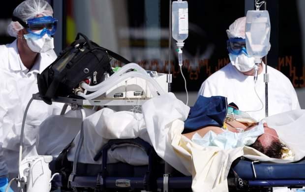 ثبت ۸۱۲ فوتی در یک روز در اسپانیا بر اثر کرونا