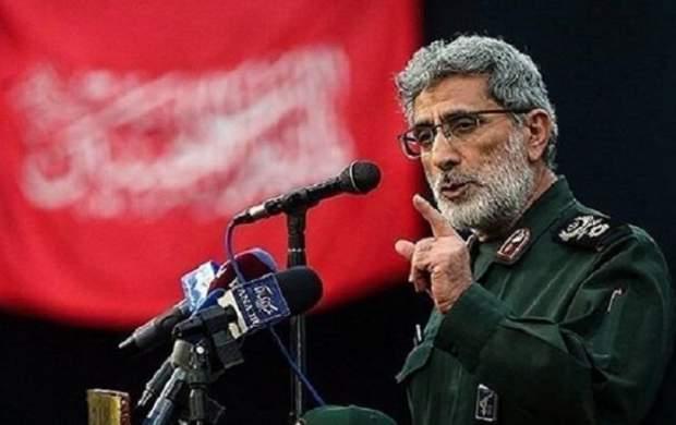 تکذیب شهادت سردار قاآنی و امیر پوردستان