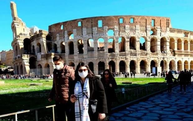 مرگ ۷۶۰مبتلا به کرونا در ایتالیا در ۲۴ساعت گذشته