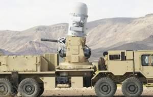 آزمایش نظامی آمریکا در پایگاه عین الاسد عراق