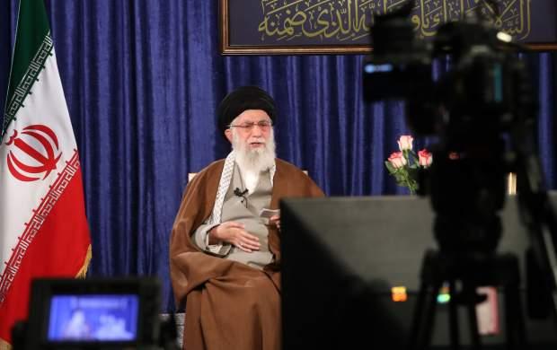 رهبرانقلاب: ایران در آزمون کرونا خوش درخشید