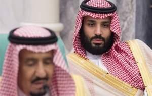 آمار سازمان حقوق بشر از تعداد اعدامیهای عربستان