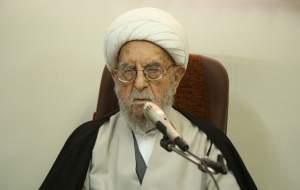 آیتالله ابراهیم امینی درگذشت +سوابق