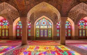 توصیه آمریکایی به دیدن مسجد صورتی ایران