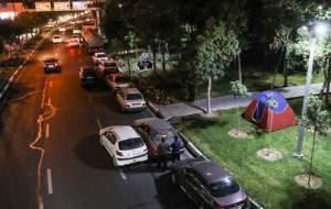 کرونا هم دست زلزله نشود