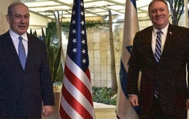 هدیه مسموم ترامپ به نتانیاهو