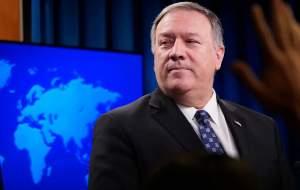 تمام طرحهای پامپئو علیه ایران شکست خورده است