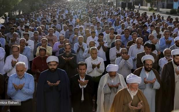 برگزاری نماز عید فطر در مصلیها بلامانع است