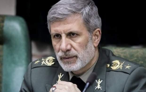 واکنش ایران به مزاحمت آمریکا برای نفتکشها