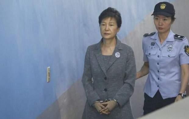 ۳۵ سال زندان برای رئیسجمهور خطاکار کره جنوبی