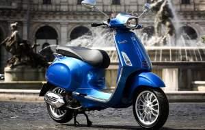 قیمت موتورسیکلت؛ وسپا ۱۱۰ میلیون تومان