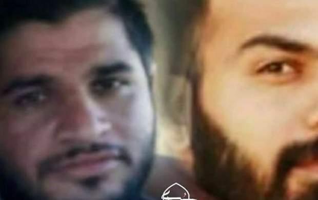 شهادت ۲ تن از ماموران پلیس شهرستان سرباز