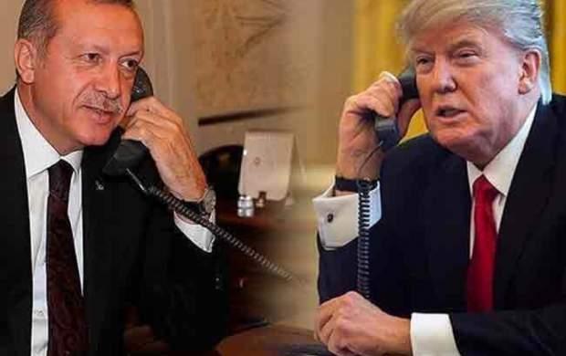 جزئیات گفتوگوی تلفنی اردوغان و ترامپ