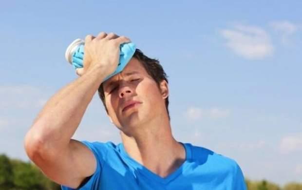ورزشکاران چگونه دچار گرمازدگی نشوند؟
