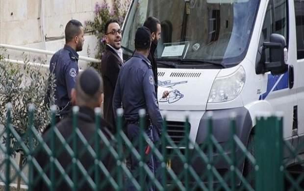 نظامیان صهیونیست استاندار قدس را بازداشت کردند