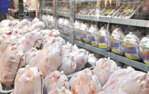 نرخ هر کیلو مرغ ۱۳ هزار تومان شد