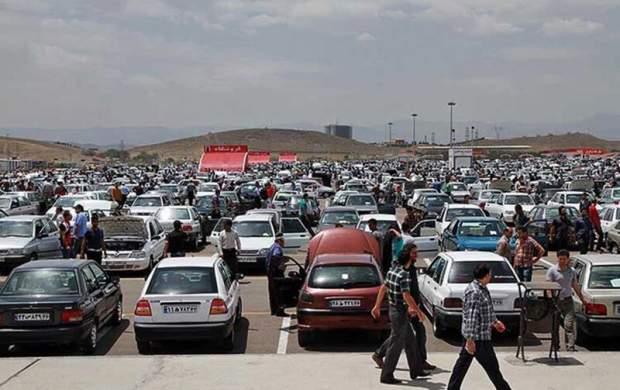 قیمتها در بازار خودرو دوباره صعودی شد