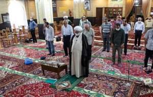حکم شرعی فاصلهگذاری اجتماعی در نماز جماعت