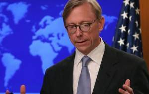 هوک: از نتایج تحریمها علیه ایران خرسندیم