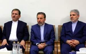 گزینه دولت روحانی برای انتخابات ۱۴۰۰ کیست؟
