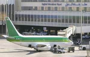 اصابت راکت به اطراف فرودگاه بغداد