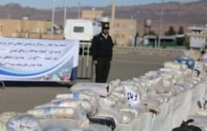 دستگیری ۱۷۰ نفر از عناصر اصلی قاچاق مواد مخدر