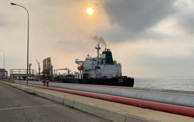 خزانه داری آمریکا ۵ ناخدای کشتی ایران را تحریم کرد