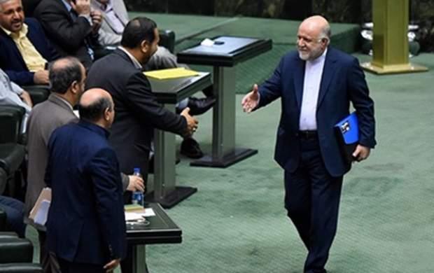 امتیازدهی زنگنه به نمایندگان مجلس کلید خورد