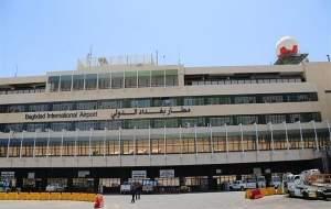 تکذیب اصابت موشک به فرودگاه بغداد