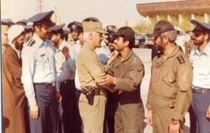 فرمانده اسبق نیروی هوایی ارتش درگذشت