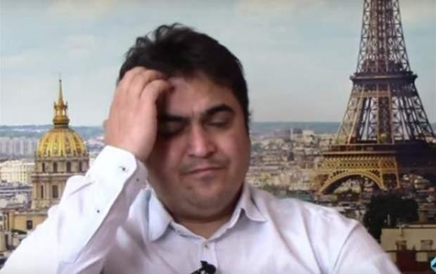 اعتراف ناخواسته شبکه «کلمه» درباره کمک مالی به روحالله زم