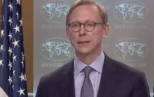 نگرانی برایان هوک از روابط ایران و ونزوئلا