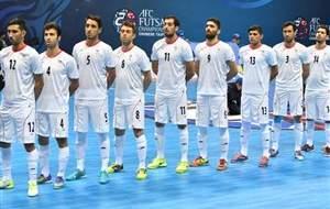 اعلام اسامی بازیکنان دعوت شده به تیم ملی فوتسال