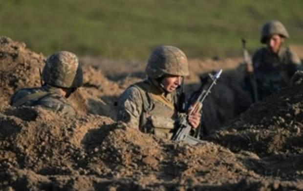درگیری مرزی آذربایجان و ارمنستان از سرگرفته شد