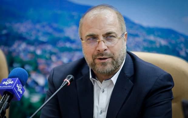 تذکر قالیباف به روحانی برای معرفی وزیر صمت