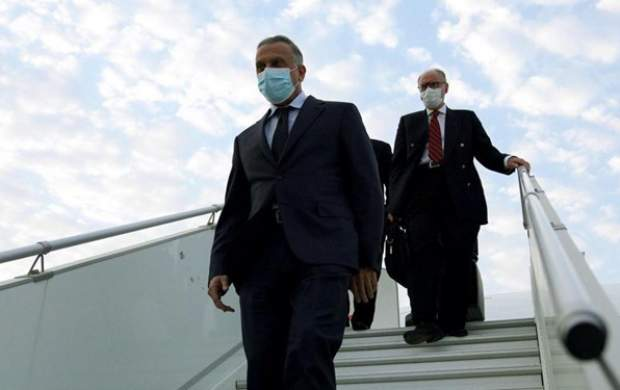 دیدار نخست وزیر عراق با روحانی و قالیباف