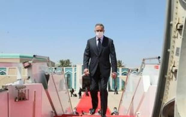 فیلم/ ورود نخست وزیر عراق به تهران