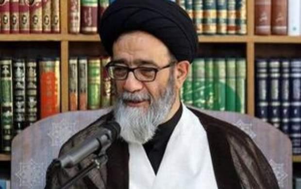 امام جمعه محبوب تبریز کرونایی شد