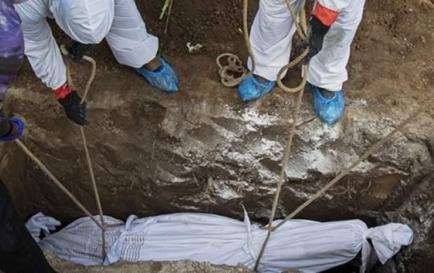 دفن ۲۳۴ نفر طی دو روز گذشته در بهشت زهرا