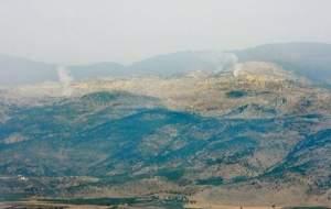 درگیری در مرز لبنان-فلسطین اشغالی؟!/ بیانیه حزب الله درباره درگیریهای دوشنبه + فیلم و عکس