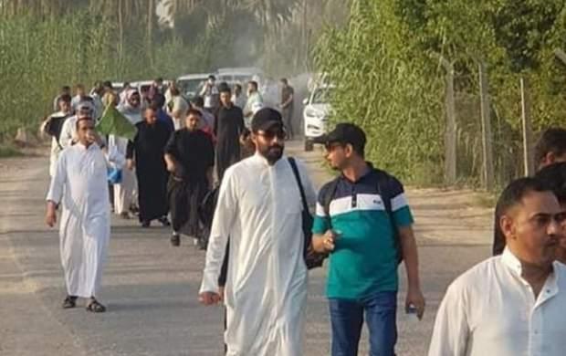 کرونا مانع شور حسینی برای تشرف به کربلا در روز عرفه نشد +عکس