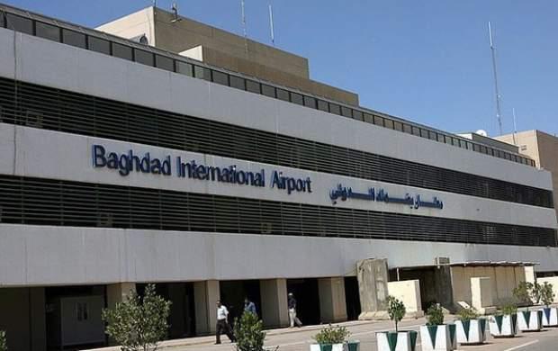 اصابت ۲ فروند کاتیوشا به اطراف فرودگاه بغداد
